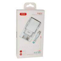 Мережевий Зарядний Пристрій XO L53 Type-C White