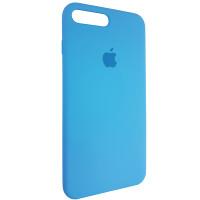 Чохол Copy Silicone Case iPhone 7/8 Plus Sky Blue (16)