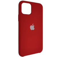 Чехол Copy Silicone Case iPhone 11 Pro China Red (33)