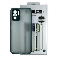 Чохол Space 2 Smoke Case for Xiaomi Redmi Note 10 Green