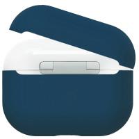 Original Silicone Case for AirPods Pro Grey Blue (18)