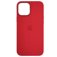 Чехол HQ Silicone Case iPhone 12 Pro Max Red