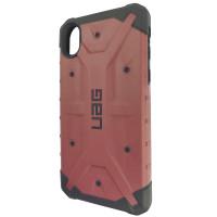 Чохол UAG Pathfinder iPhone XR Wine Red (HC)