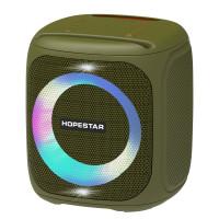 Портативна колонка Hopestar Party 100 LED (Зелений)