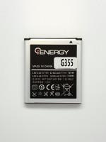 Акумулятор iENERGY SAMSUNG G355 (EB-B450BE;EB585157LU) (2000 mAh)