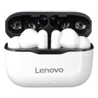 Безпровідна гарнітура Lenovo LP1 White/Black