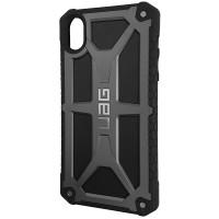 Чехол UAG Monarch iPhone XR Gray (HC)