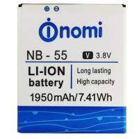 Аккумулятор Original Nomi NB55