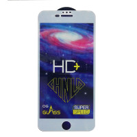 Захисне скло Heaven HD+ для iPhone 7/8 Plus (0,2 mm) White