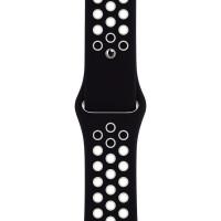 Ремінець для Apple Watch (42-44mm) Nike Sport Band Black/White