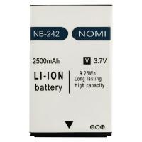 Аккумулятор Original Nomi NB242