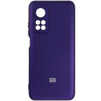 Чохол Silicone Case for Xiaomi Mi 10T Purple (30)