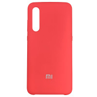 Чохол Silicone Case for Xiaomi Mi 9 Red (14)