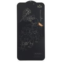 Захисне скло Heaven Privacy Ceramica для iPhone XR/11 (0,3 mm) Black