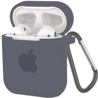 Silicone Case for AirPods Gray (46)