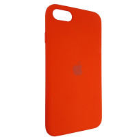 Чохол Copy Silicone Case iPhone SE 2020 Red (14)