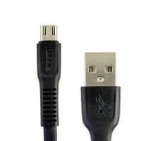 Кабель Baseus Tough Series Micro 1m, 2A, Black