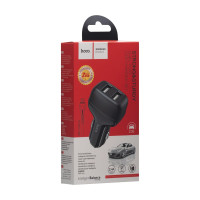 Автомобільний Зарядний Пристрій Hoco Z36 Micro 2USB