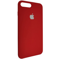 Чохол Copy Silicone Case iPhone 7/8 Plus China Red (33)